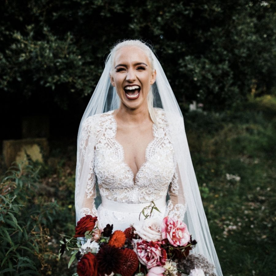 Real Bride - Charlotte