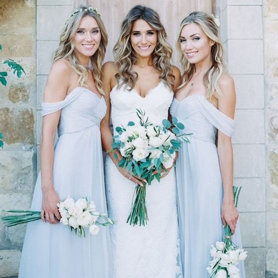 Spoilt For Choice - Bridesmaid Dresses