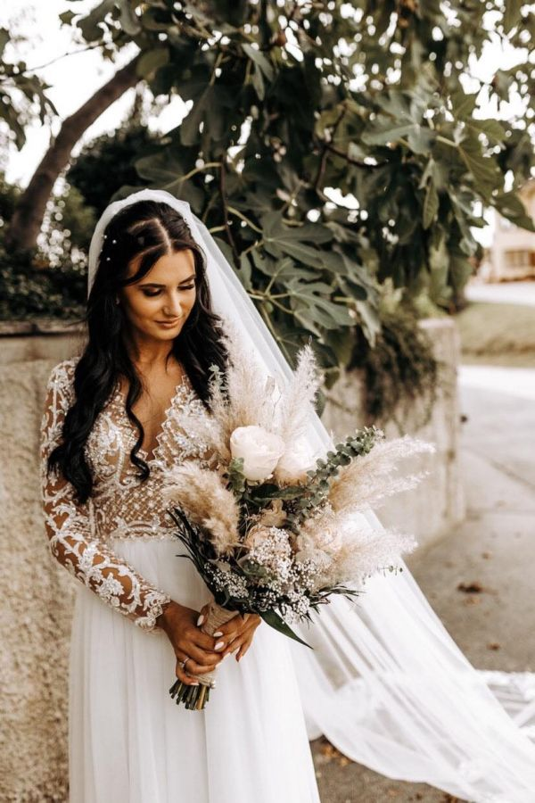 Real Bride Kaja