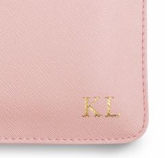 Katie Loxton 'Team Bride' Pink Perfect Pouch