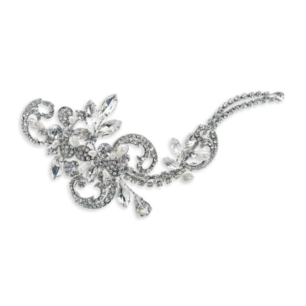 Ivory and Co Sasha Vintage Inspired Bridal Hair Clip