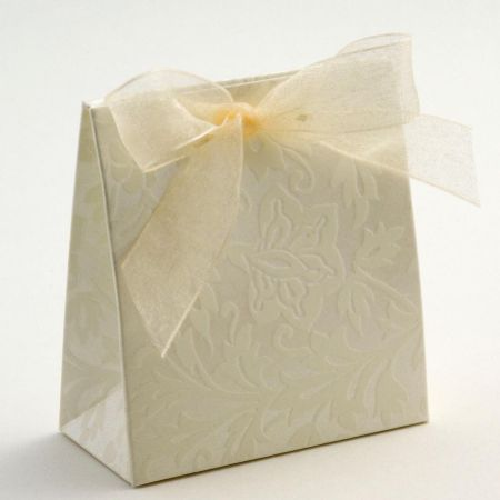 Diamante Sacchetto Favour Box - Pack of 10
