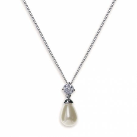 Ivory and Co Imperial Pearl Pendant Necklace