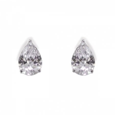 Ivory and Co Manhattan Cubic Zirconia Wedding Earrings