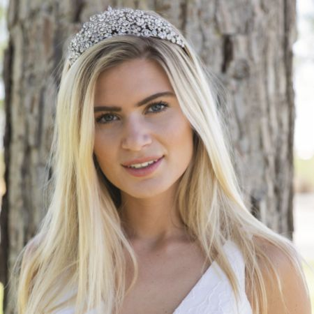 Ivory and Co Princess Grace Crystal Embellished Tiara