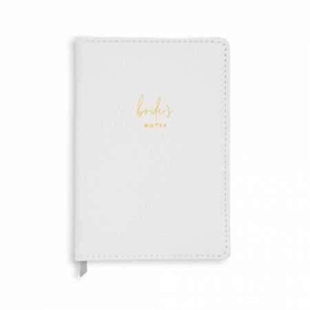 Katie Loxton 'Brides Notes' A5 Wedding Notebook