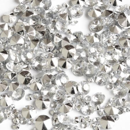 Silver Table Crystals - 100g