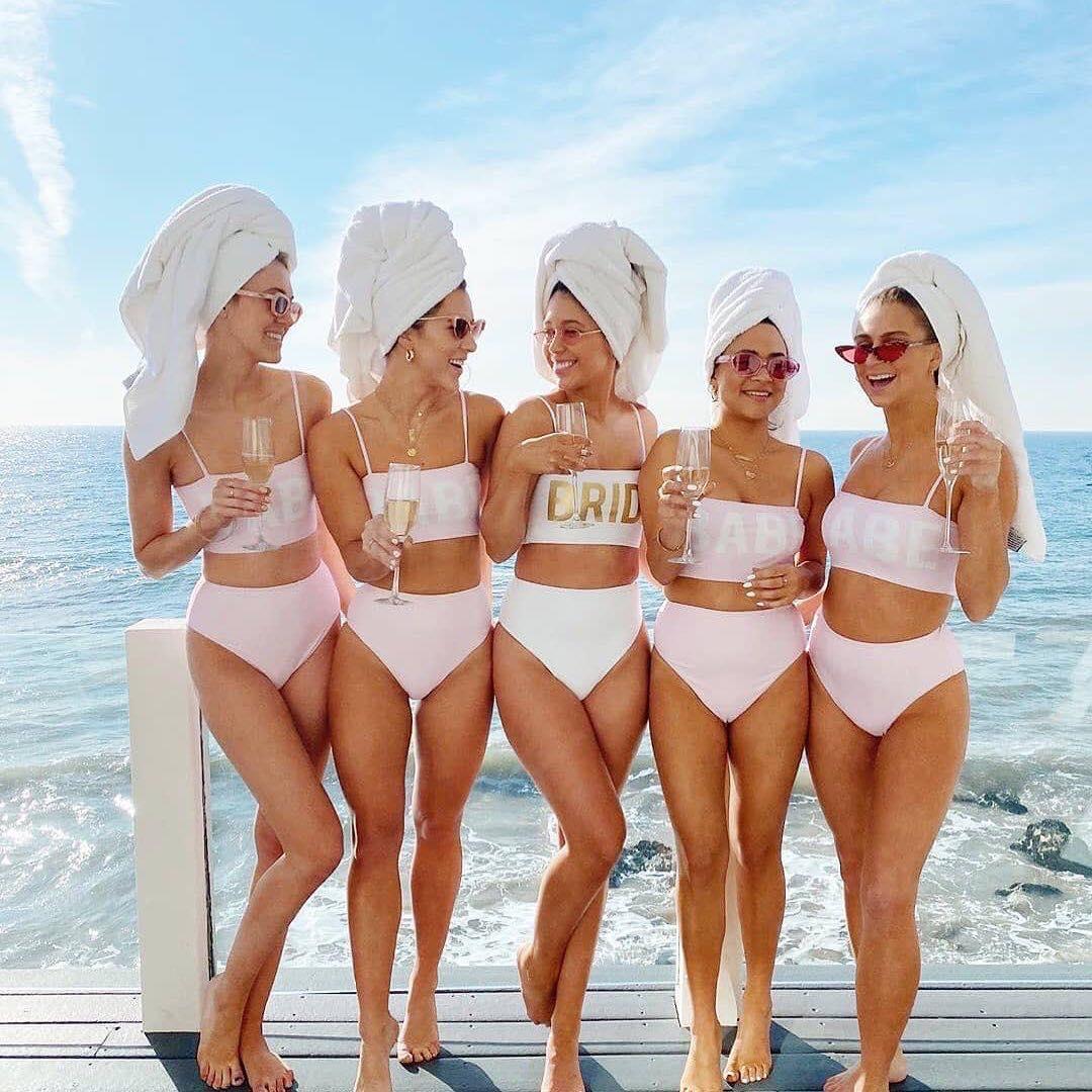 Bridal Party Swimwear