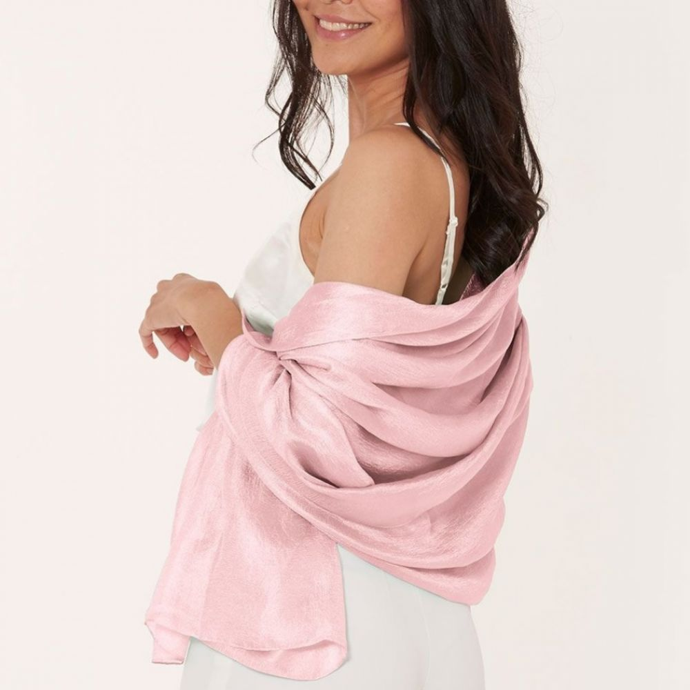 Katie Loxton Wrapped Up In Love Bridesmaid Silky Scarf