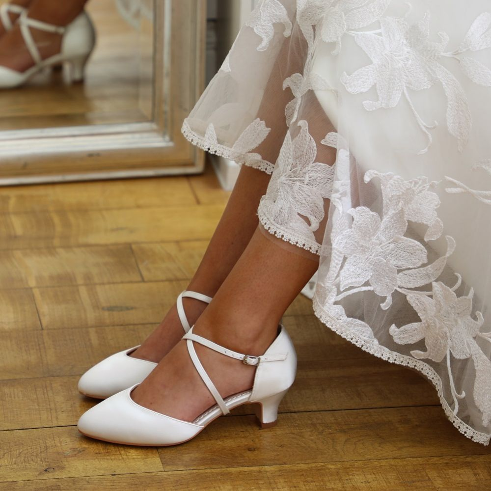 Perfect Bridal Renate Wide Fit Shoes