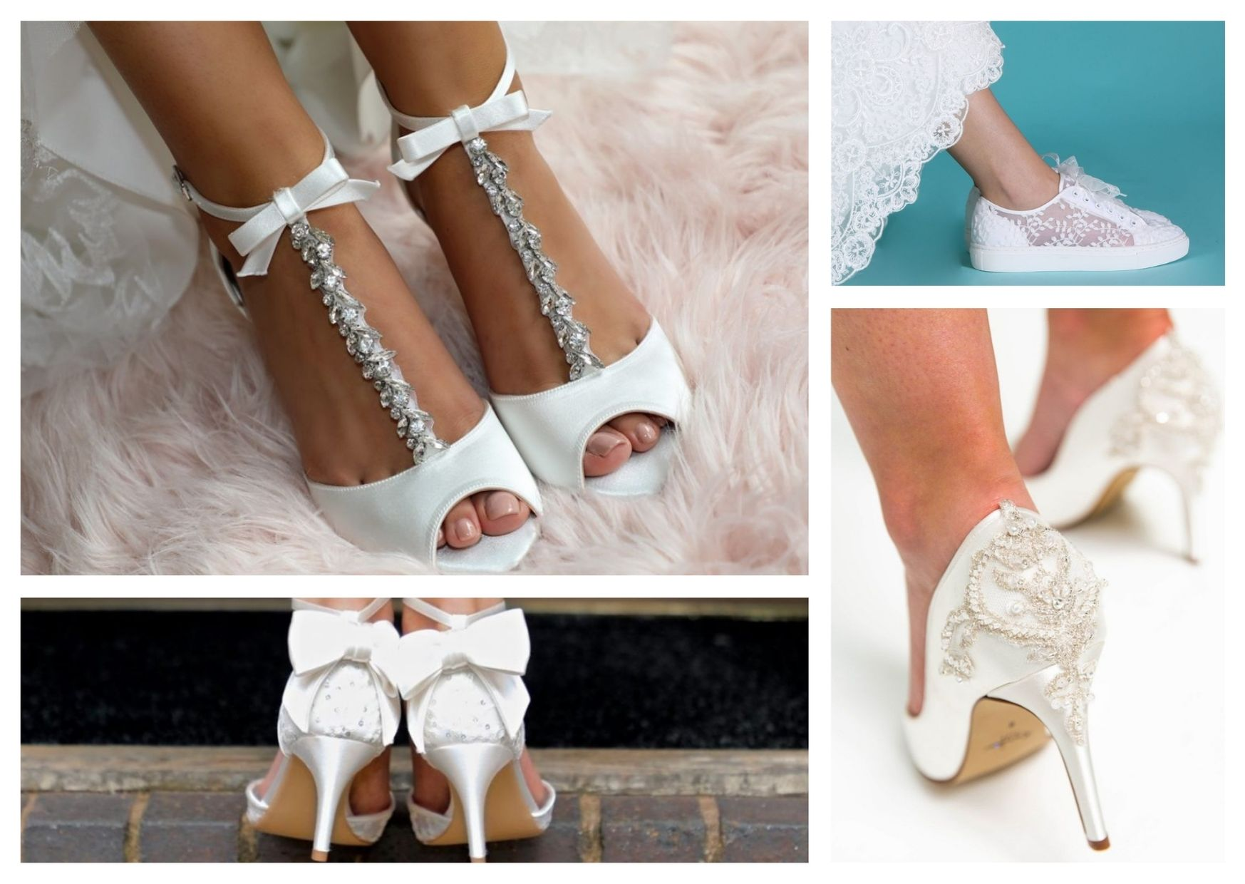 Wedding Shoes Do's And Don'ts