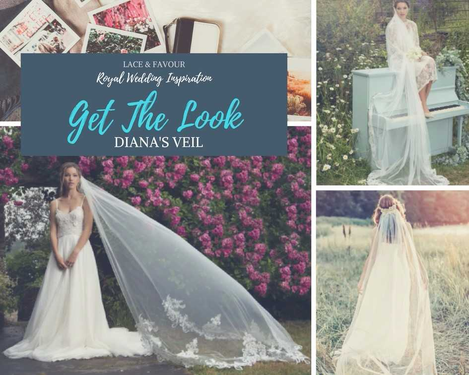 Get The Look - Diana's Veil