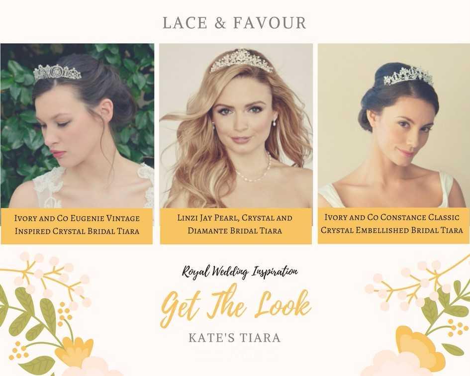 Get The Look - Kate's Tiara