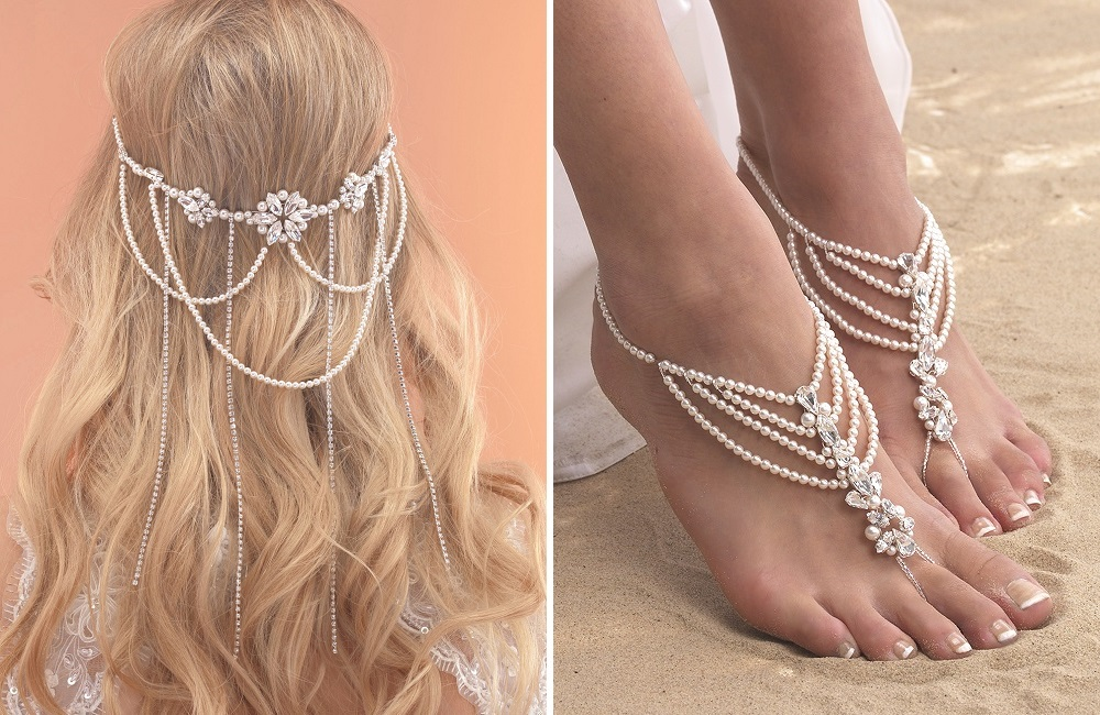 arianna-draped-pearl-halo-and-barefoot-sandals