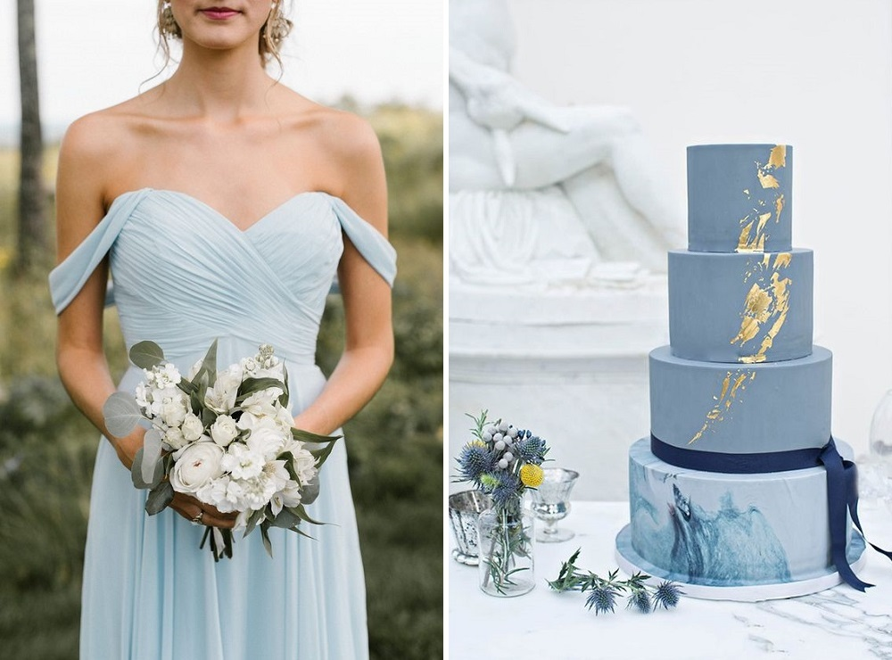 blue-cake-and-flowers