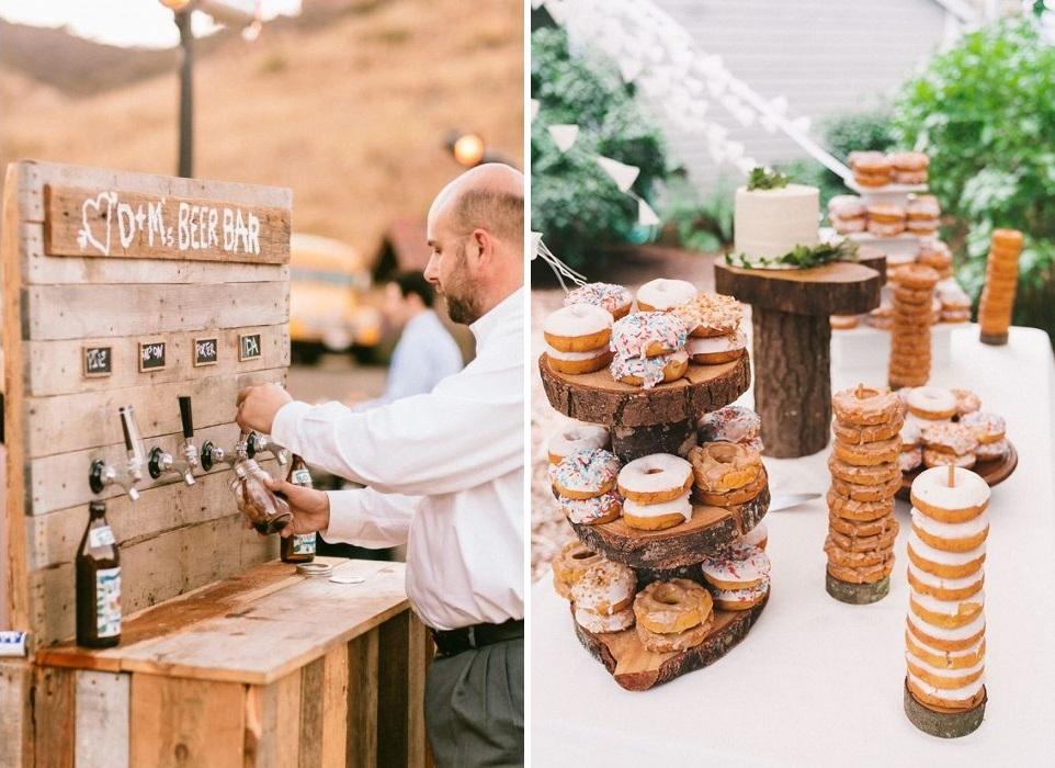 bohemian-wedding-food-ideas