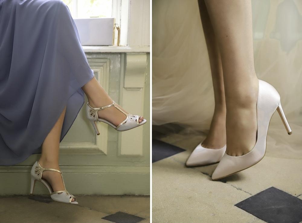 bridesmaid shoes new