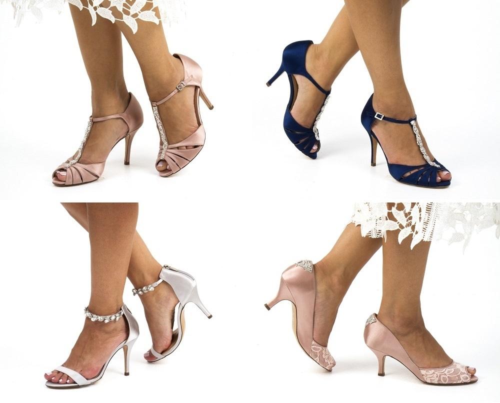 coloured benjamin adams shoes