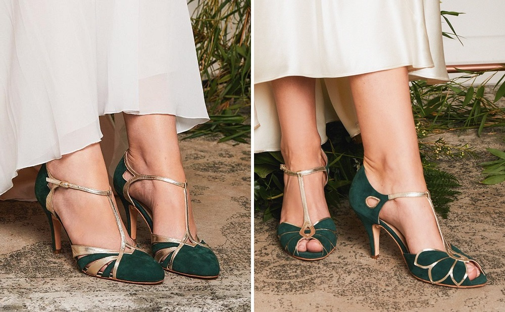forest-green-shoes