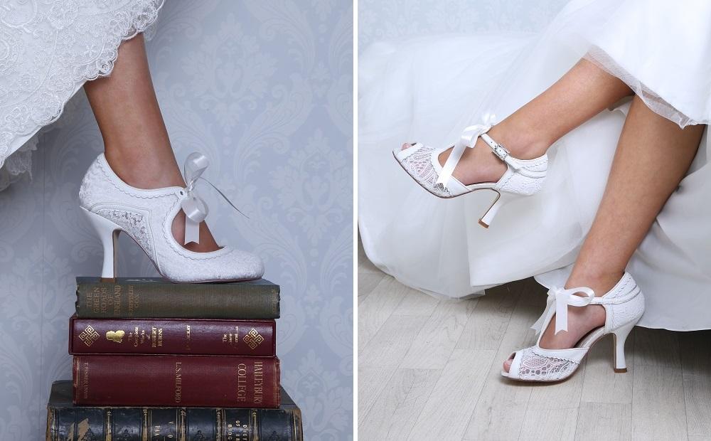 romantic-ribbon-tied-shoes