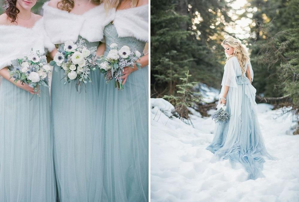 silver-bride-and-bridesmaids